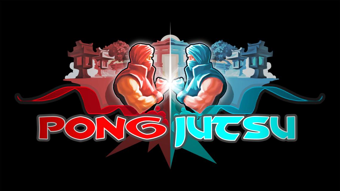 PongJutsu logo
