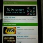 Tic Tac Toe Glow featuring
