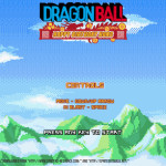 Dragon Ball Dash Happy Birthday Hong - Titlescreen