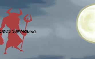Devilicious Summoning - Banner