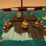A Viking Vacation - Ingame 1